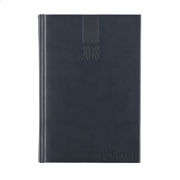 Euromax Diary 4 Languages Blue