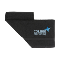 Atlanticbath Towel Black