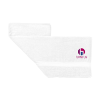Atlanticbeach Towel White