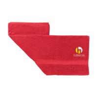 Atlanticbeach Towel Red