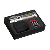 Led-Booster 1 Watt Torch Silver