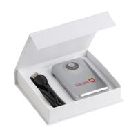 Powercharger 6600 Powerbank Silver