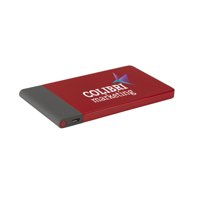 Powercharger 4600 Powerbank Red