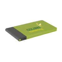 Powercharger 4600 Powerbank Lime