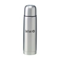 Frostedbottle Thermo Bottle Silver