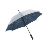 Fiberstar Storm Umbrella Silver