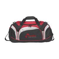 Sportspacker Sports/Travel Bag Red