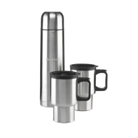 Thermoxl Rvs Giftset Silver