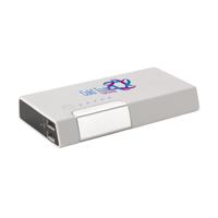 Powercharger 8000 Powerbank White