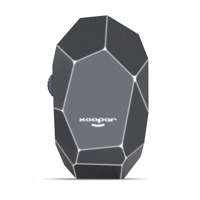 Geomouse Pc Mouse Wireless with Led-Logo