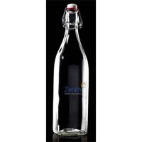 Re-Usable flip top bottle