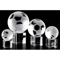 100mm Football Trophy