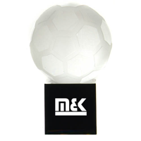 60mm Football Trophy