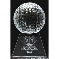 Golfball Trophy
