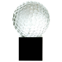 50mm golfball trophy