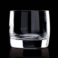 Crystal Old Fashioned Side Tumbler