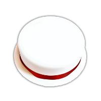 14 Portion Round Cake
