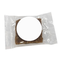 Flapjack (5cm Square, Sticker)