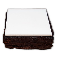 Brownie (5cm Square, Iced)