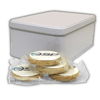 Biscuit Tin (Iced Biscuits)