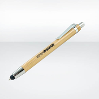 Bamboo Pen with Touch Screen Stylus