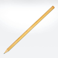Wooden Eco Pencils without Eraser - PEFC