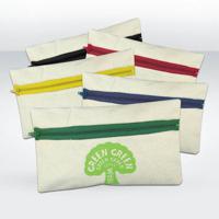 Organic Cotton Pencil Case - kids
