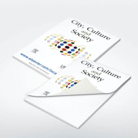 Recycled Conference Notepads A5 - Full colour