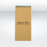 Recycled Jotter Notepad A5