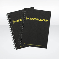 Recycled Tyre Notebook A6