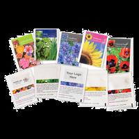 Standard Seed Packet - Flower Set