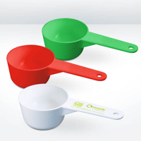 Recycled Measuring Rice Scoop - Food Item