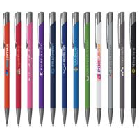 Crosby Gunmetal Softy Pen