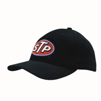 Cap With Short Touch Strap