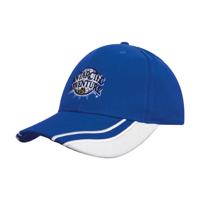 Curved Peak Inserts Baseball Cap