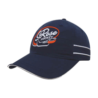 Sports With Piping Baseball Cap