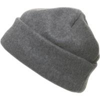 Fleece hat.