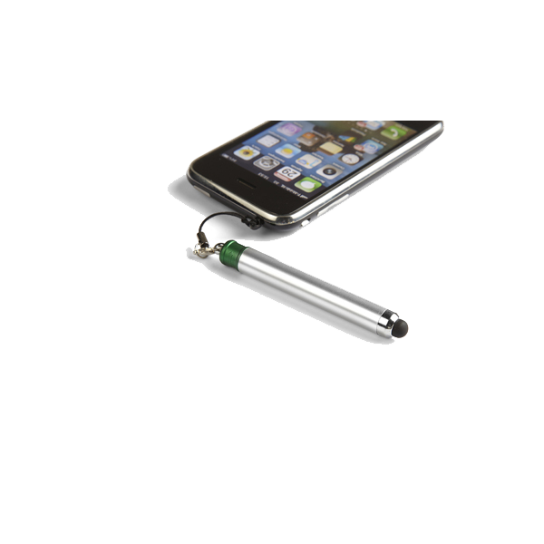 Stylus for a capacitive screen.