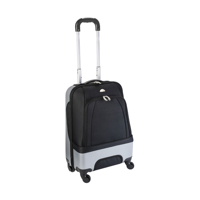 EVA trolley with silver coloured ABS parts
