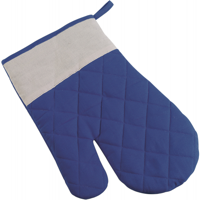 Cotton oven mitten, single