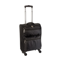 Light weight trolley in a 420D polyester material.