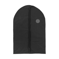 Zipped garment bag