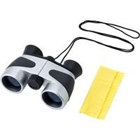 Binoculars. 4 x 30 magnification.