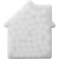 House shaped mint card