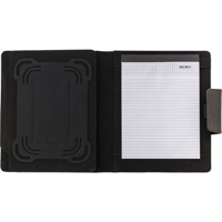 A5 Svepa PU document folder with 5000mAh power bank