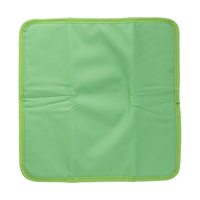 Soft padded 600D polyester stadium cushion.