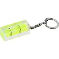 Spirit level with keychain