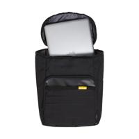 GETBAG 600D polyester laptop backpack.