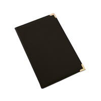 A4 folder, excl pad, (item 8400)