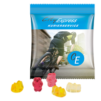Express jelly bears